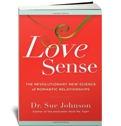 Love Sense - dr. Sue Johnson